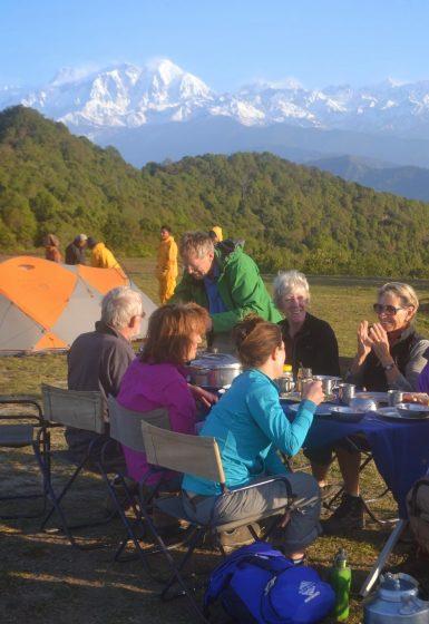 Trektocht Lamjung Himal Basiskamp Nepal | Snow Leopard 2014 (27)