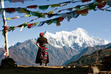 Trektocht Langtang Gosaikund Helambu Nepal | Snow Leopard (11)
