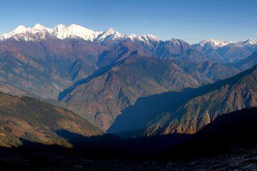 Trektocht Langtang Gosaikund Helambu Nepal | Snow Leopard (2)