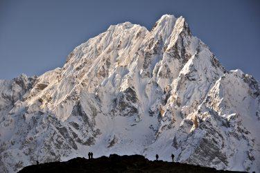 Trektocht Rond de Manaslu Nepal | Snow Leopard (1)