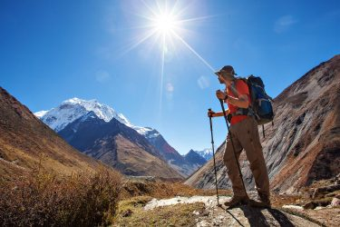 Trektocht Rond de Manaslu Nepal | Snow Leopard (11)