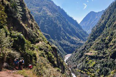 Trektocht Rond de Manaslu Nepal | Snow Leopardu (20)