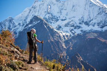Trektocht Rond de Manaslu Nepal | Snow Leopard (4)
