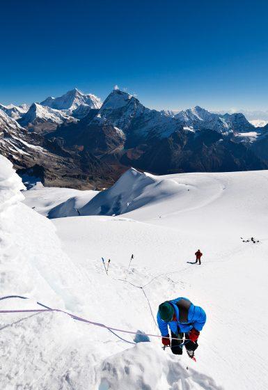 Expeditie trektocht Mera Peak 6461m Nepal | Snow Leopard (10)