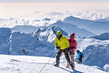 Expeditie trektocht Mera Peak 6461m Nepal | Snow Leopard (12)