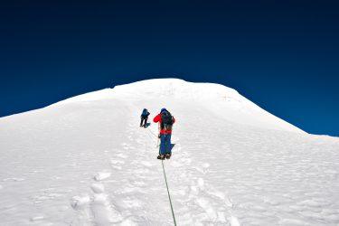 Expeditie trektocht Mera Peak 6461m Nepal | Snow Leopard (3)