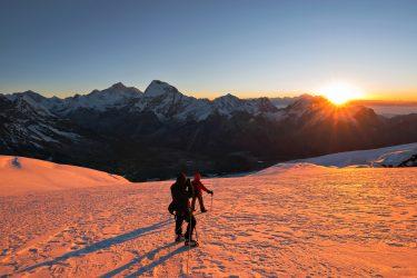 Expeditie trektocht Mera Peak 6461m Nepal | Snow Leopard (4)