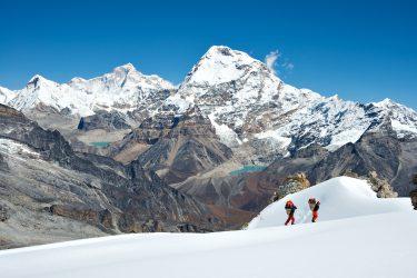 Expeditie trektocht Mera Peak 6461m Nepal | Snow Leopard (5)