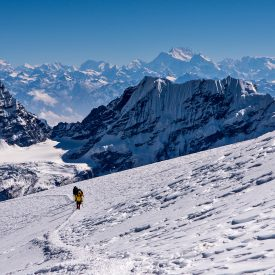 Expeditie trektocht Mera Peak 6461m Nepal | Snow Leopard (7)