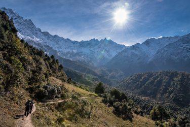 Expeditie trektocht Mera Peak 6461m Nepal | Snow Leopard (8)