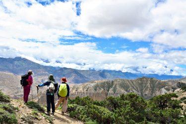 Alpiene trektocht door Upper mustang (incl special permit) met expeditie peak. Vanuit Jomson naar Lho Manthang, top Saribung en afdalen naar Phu en Nar! (20)