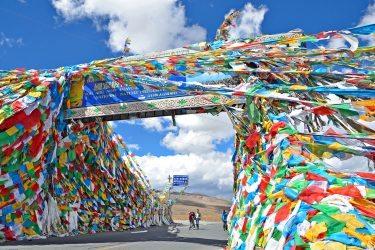 Reis Tibet Lhasa Potala Shigatse Gyantse Everest cultuur trektocht   Snow Leopard (14)