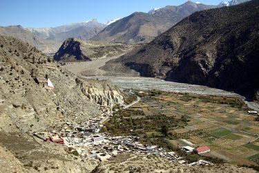 Trektocht Rond de Dhaulagiri Nepal | Snow Leopard (47)