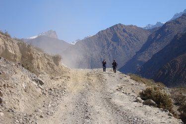 Trektocht Rond de Dhaulagiri Nepal | Snow Leopard (48)