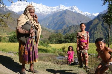 Trektocht Rond de Dhaulagiri Nepal | Snow Leopard (6)