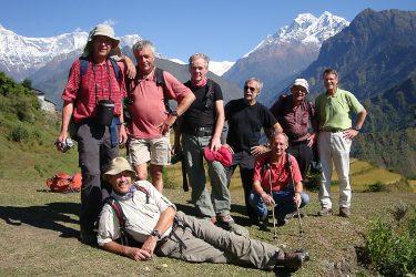 Trektocht Rond de Dhaulagiri Nepal | Snow Leopard (9)