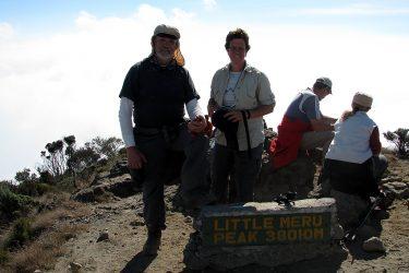 Meru & Kilimanjaro