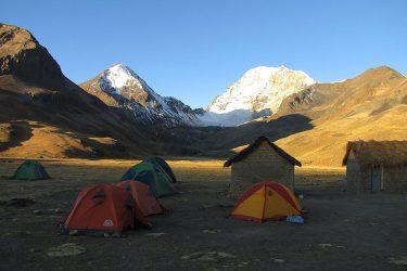 Trektocht Cordillera Réal incl top Huayna Potosi Bolivia | Snow Leopard (19)