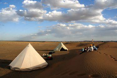 Wandelreis Sahara Woestijn Marrakech Marokko | Snow Leopard (01)