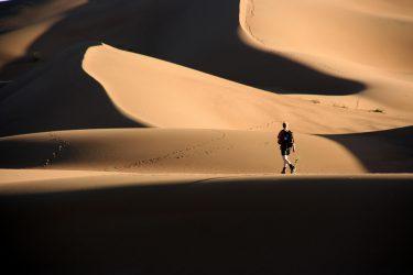 Wandelreis Sahara Woestijn Marrakech Marokko | Snow Leopard (19)