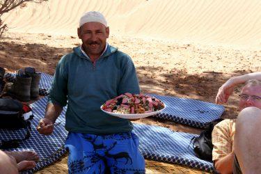 Wandelreis Sahara Woestijn Marrakech Marokko | Snow Leopard (34)