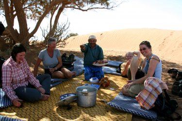 Wandelreis Sahara Woestijn Marrakech Marokko | Snow Leopard (35)