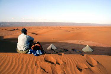 Wandelreis Sahara Woestijn Marrakech Marokko | Snow Leopard (09)