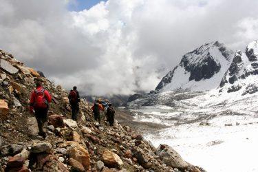 Trektocht Snowman Bhutan Himalaya | Snow Leopard (101)