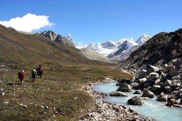 Trektocht Snowman Bhutan Himalaya | Snow Leopard (122)