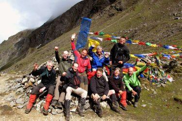 Trektocht Snowman Bhutan Himalaya | Snow Leopard (147)