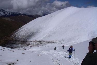 Trektocht Snowman Bhutan Himalaya 08 | Snow Leopard