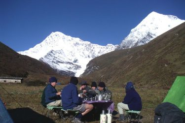 Trektocht Snowman Bhutan Himalaya | Snow Leopard (23)