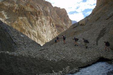 Trektocht Zanskar The Hard Way Ladakh Leh India | Snow Leopard 35