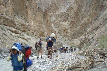 Trektocht Zanskar The Hard Way Ladakh Leh India | Snow Leopard 47