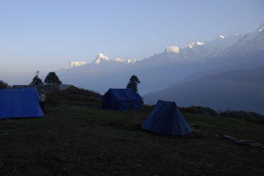 Trektocht Lamjung Himal Basiskamp Nepal | Snow Leopard - husslage 2009 (195)