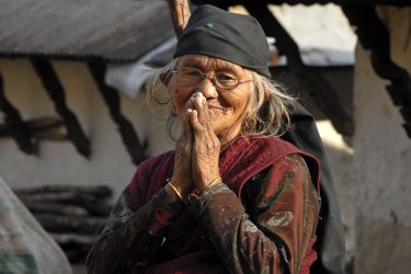 Trektocht Lamjung Himal Basiskamp Nepal | Snow Leopard - husslage 2009 (245) mens