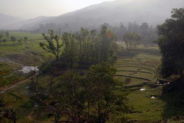 Trektocht Lamjung Himal Basiskamp Nepal | Snow Leopard - husslage 2009 (57)