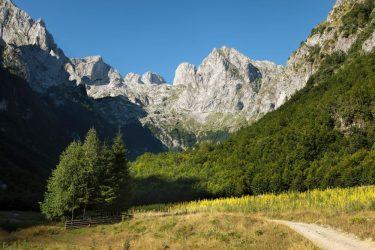 Wandelreis Dinarische Alpen Prokletije Montenegro | Snow Leopard 019