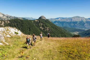 Wandelreis Dinarische Alpen Prokletije Montenegro | Snow Leopard 020