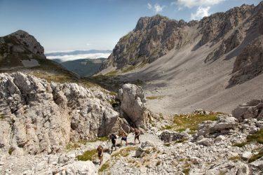 Wandelreis Dinarische Alpen Prokletije Montenegro | Snow Leopard 027