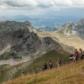 Wandelreis Dinarische Alpen Prokletije Montenegro | Snow Leopard 040