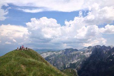 Wandelreis Dinarische Alpen Prokletije Montenegro | Snow Leopard 050