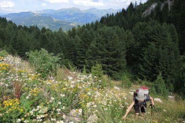 Wandelreis Dinarische Alpen Prokletije Montenegro | Snow Leopard 061