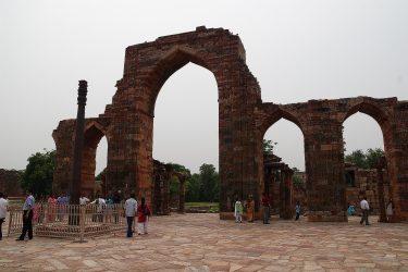 Reis New Delhi Delhi Rajasthan Mandawa Pushkar Jaipur Agra Taj Mahal   Snow Leopard 01 Qutab Minar, New Delhi