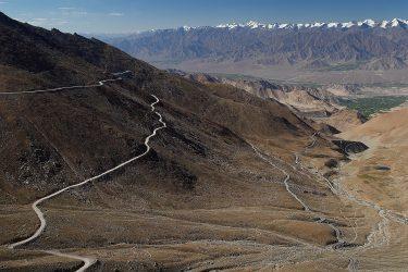 Reis trektocht expeditie Stok Kangri kang Yatze Ladakh Leh   Snow Leopard 01