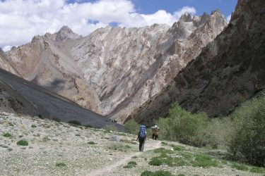 Trektocht Kinnaur Spiti Zanskar Rupshu Leh Ladakh India   Snow Leopard 17