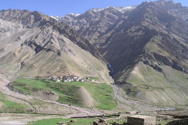 Trektocht Kinnaur Spiti Zanskar Rupshu Leh Ladakh India   Snow Leopard 05