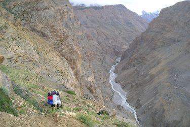 Trektocht Kinnaur Spiti Zanskar Rupshu Leh Ladakh India   Snow Leopard 09