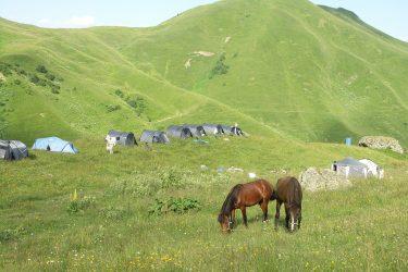 Wandelreis Georgië De Kaukasus | Snow Leopard (3)