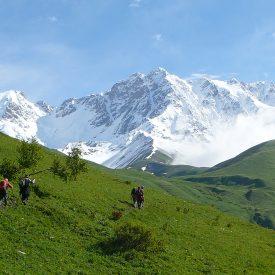 Wandelreis Georgië De Kaukasus | Snow Leopard (9)
